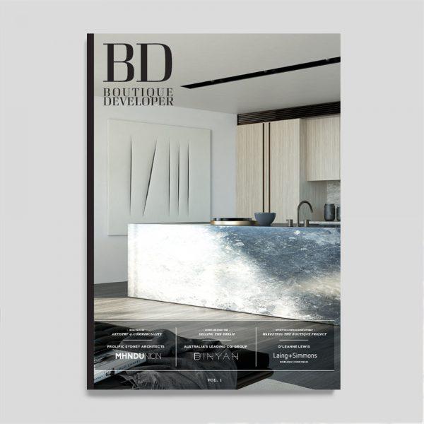 Volume 1 - Boutique Developer Magazine