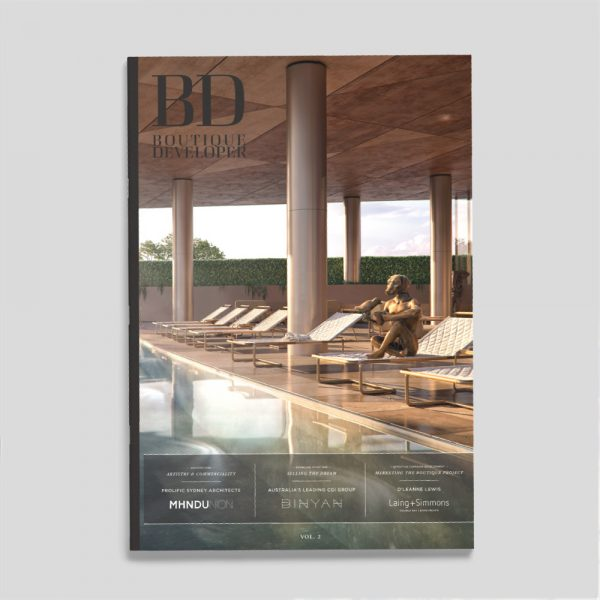 Volume 2 - Boutique Developer Magazine