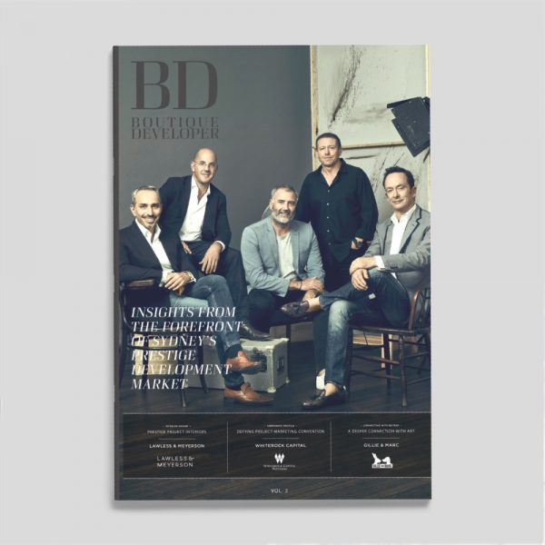 Volume 3 - Boutique Developer Magazine