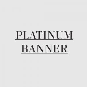 Platinum Banner
