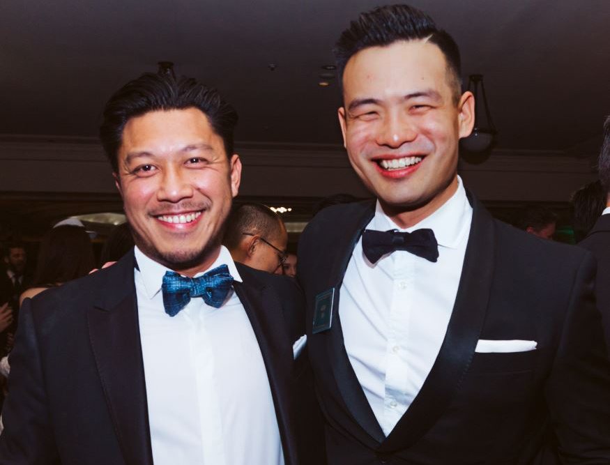 ICD's Michael Mai and Matt Khoo